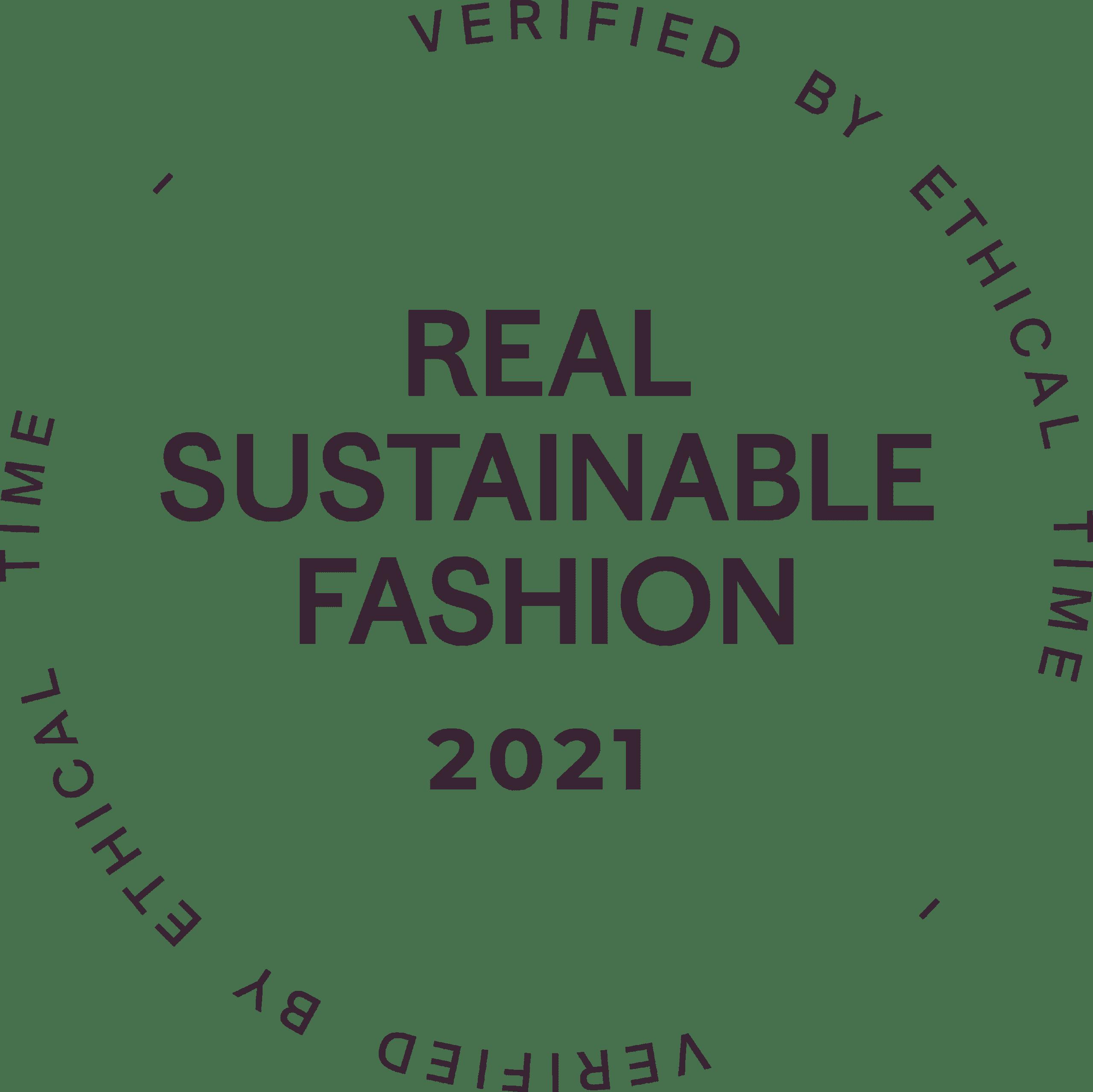 Zapatilla sostenible